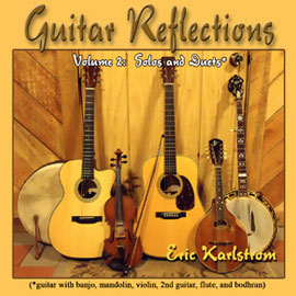 Guitar Reflections Vol. 2 Cover