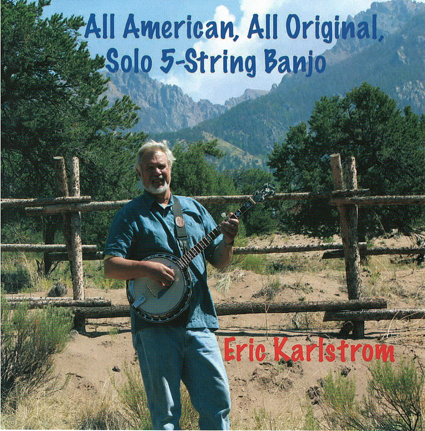all american banjo